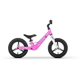 "TABOU Mini Run Magnesium Balance Bike 12"" Kids, pink/purple/white"